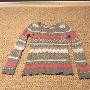 Carter's girls sweater size 6